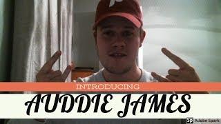 INTRODUCING AUDDIE JAMES!
