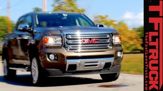 2016 GMC Canyon Duramax Diesel: Is It Comfortable & Efficient?