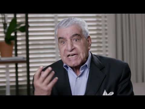 A Brief Conversation with Dr Zahi Hawass
