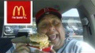 "Joey's Food Mashups:  ""the Big Mac-animal Burger!"" #1"