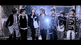 風男塾 / BE HERO 2014年9月24日発売 13th Single 武器屋桃太郎、ラスト...