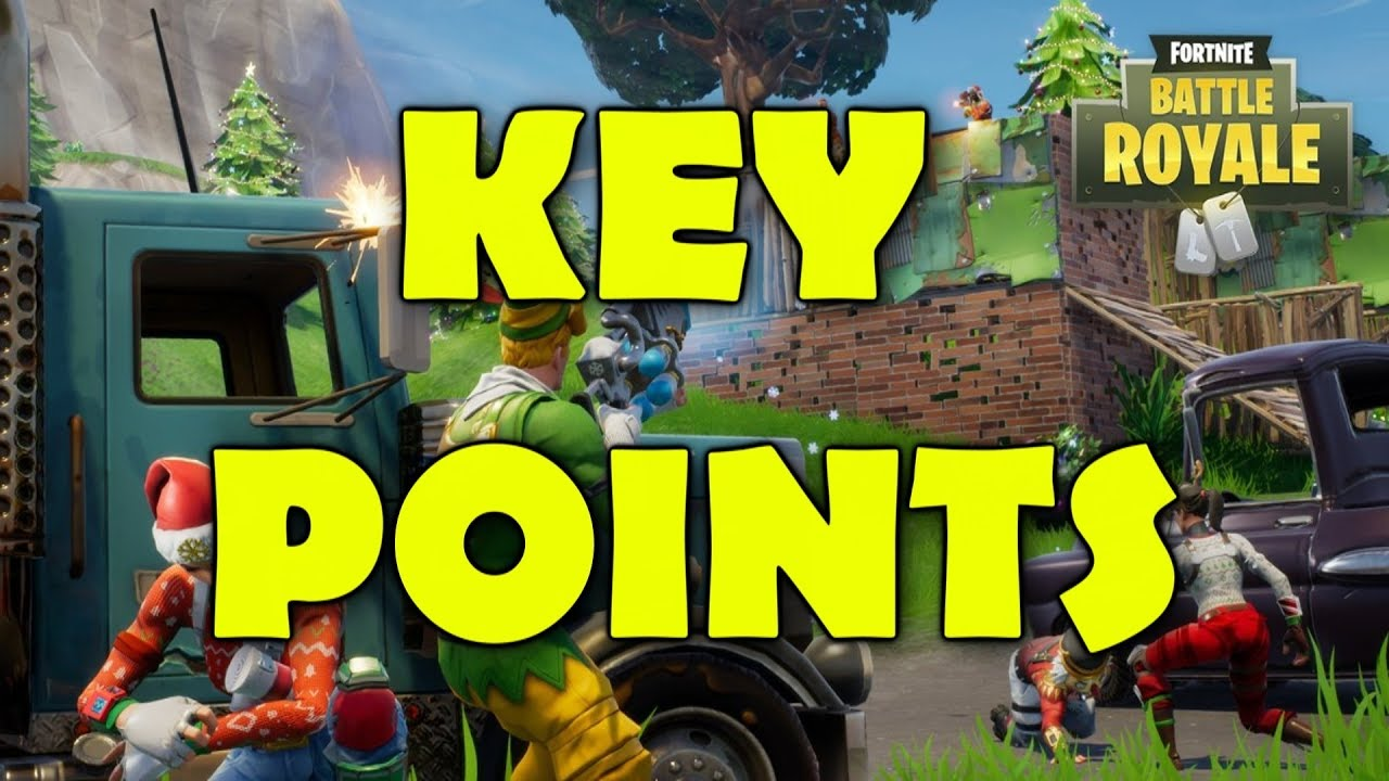 KEY POINTS of the New Fortnite Winter Update (Battle ...