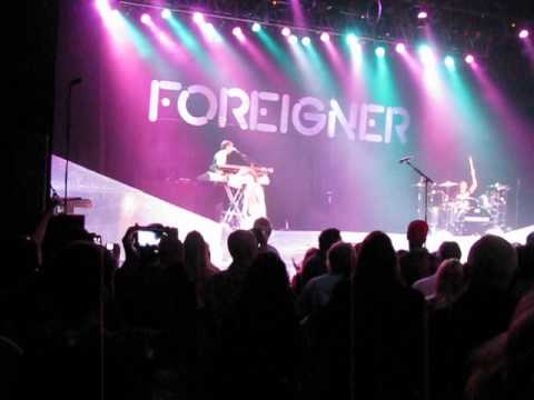foreigner performs juke box hero at the maxwell c king center melbourne florida youtube. Black Bedroom Furniture Sets. Home Design Ideas