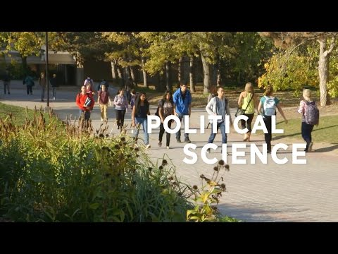Political Science at the University of Waterloo