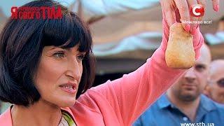 Людмила Шупенюк расспросила людей, что они знают о яичках - Я соромлюсь свого тіла