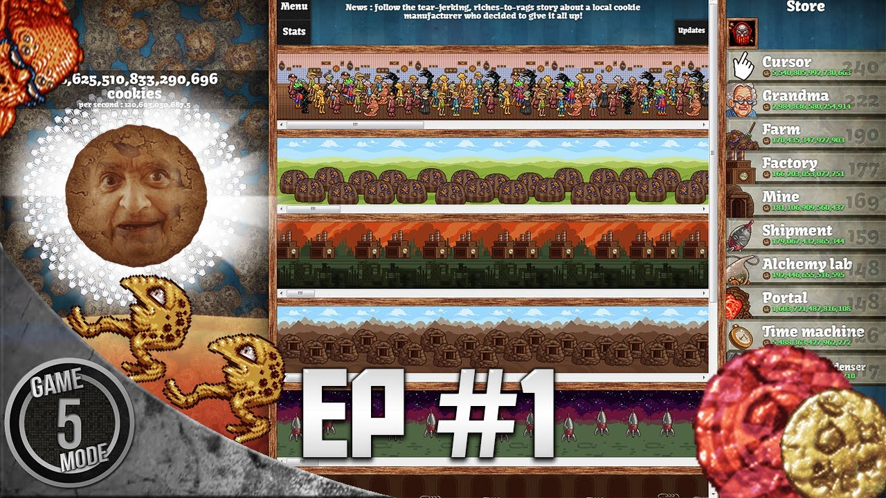 Cookie Clicker How To Get Wrinklers