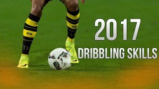 Best Football Dribbling Skills 2017 HD