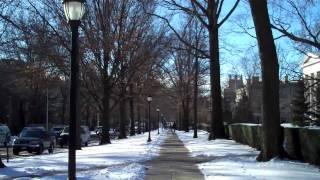 Tour of Yale University.