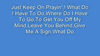 Watch Martina McBride What Do I Have To Do video