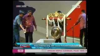 Jokowi Pindahkan Gong Yang Akan Dipukul Oleh SBY