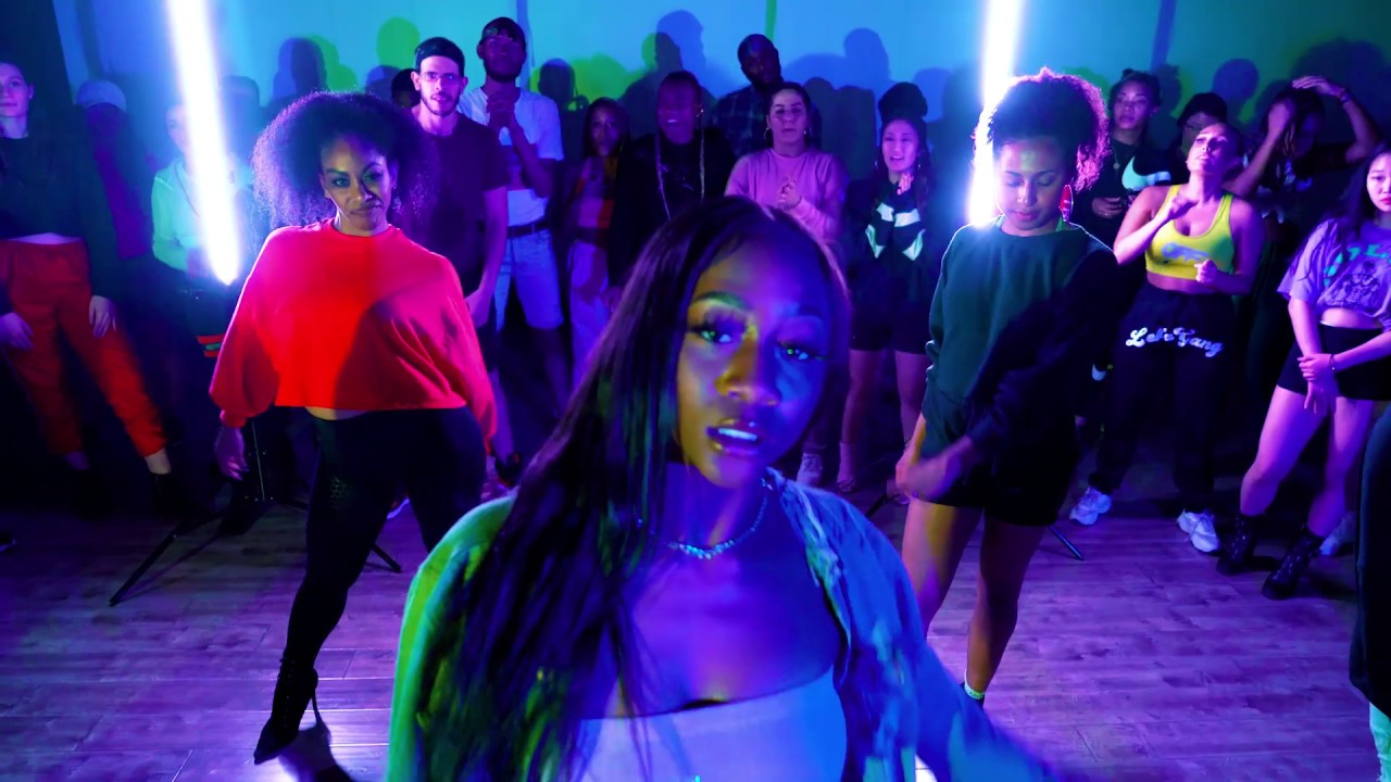 Nicki Minaj -  Yikes  | Dance Video | Choreography by Aliya Janell