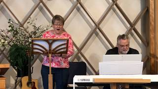 Worship on Sunday, May 17, 2020