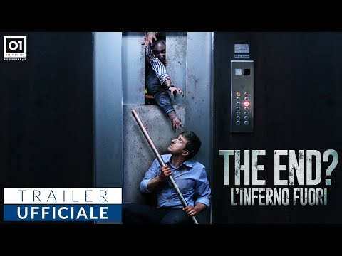 The End? L'inferno fuori [BD]