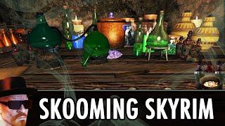 Skyrim Mod: Become a Skooma Drug Lord - Skooming Skyrim
