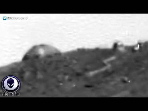 Mysterious Alien Dome Structure Found On Mars! 12/30/2015