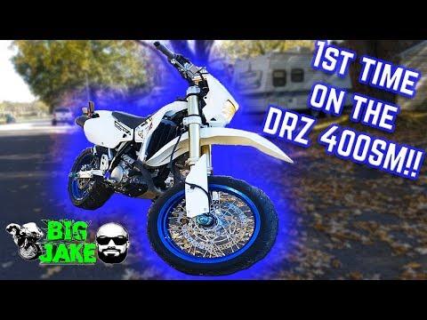 I ride a 2017 Suzuki DRZ400SM: Worth the Hype?