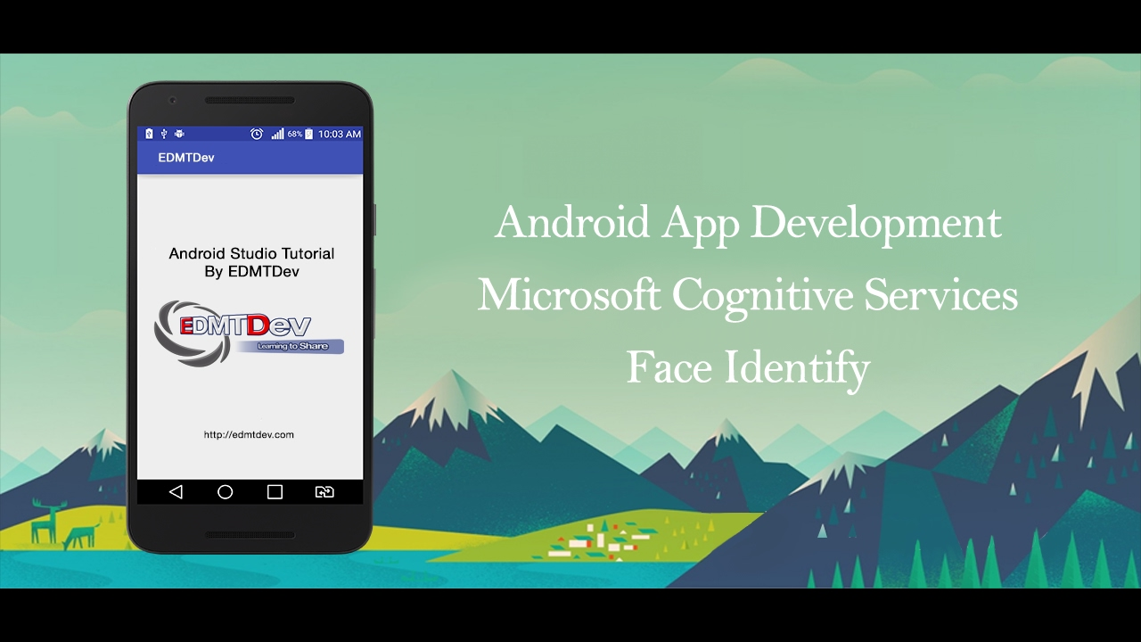 Android Studio Tutorial - Face Identify - YouTube
