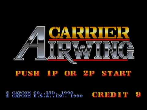 Carrier Air Wing - NEOGEO