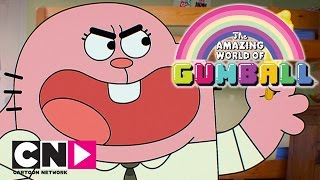 The Amazing World of Gumball | Real Science | Cartoon Network