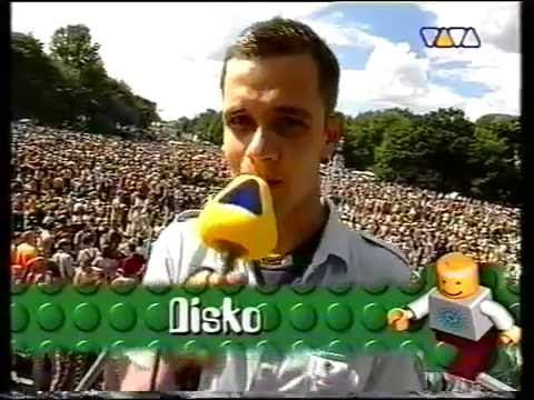 Love Parade 1997 - VIVA TV - komplett