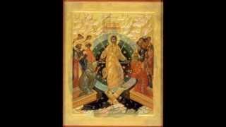 Święta prawosławne: Pascha - Zmartwychwstanie Pańskie, Wielkanoc (Woskresienije Christowo)