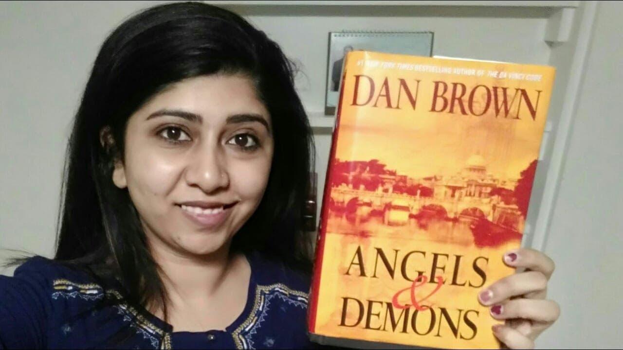 Angels & Demons By Dan Brown Spoiler Free Book Review
