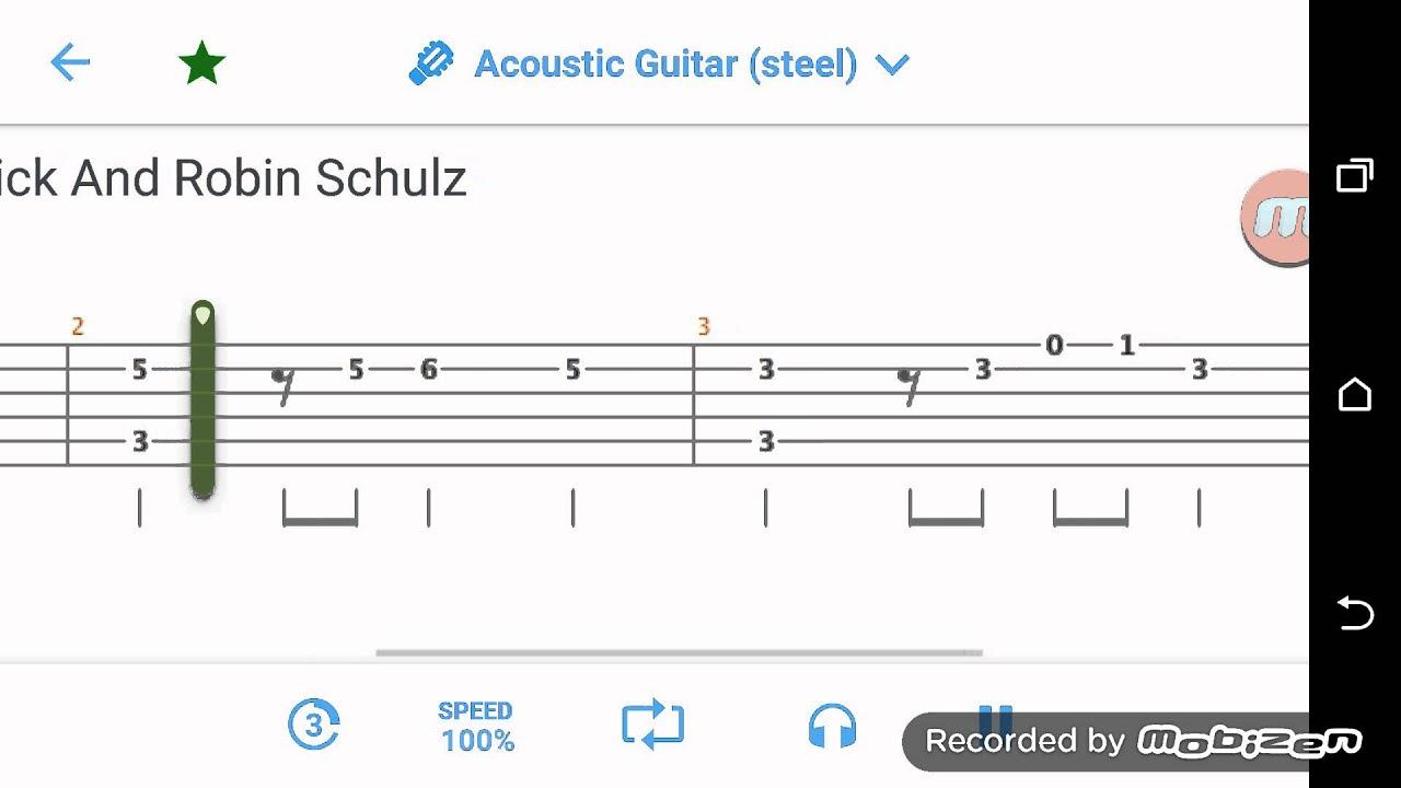 Prayer In C Guitar Tabs Youtube