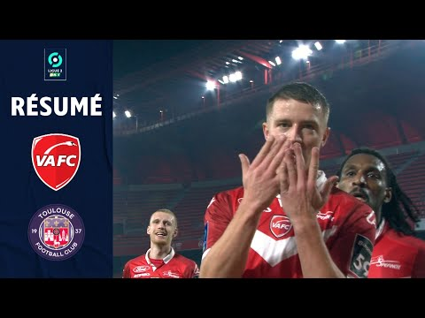 Valenciennes Toulouse Goals And Highlights
