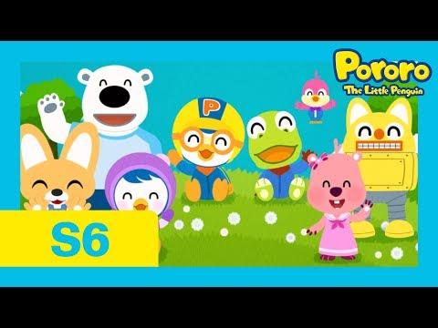 Pororo Season 6 | Ending song | Pororo the Little Penguin