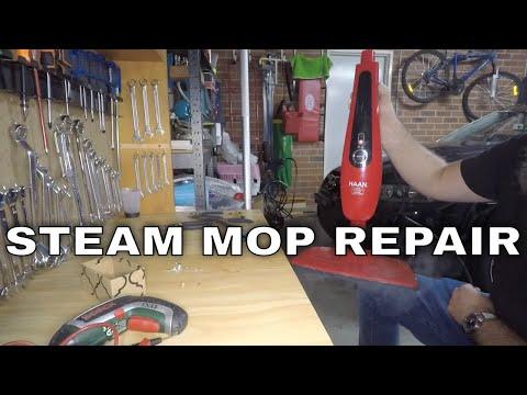 How To Repair A Steam Mop