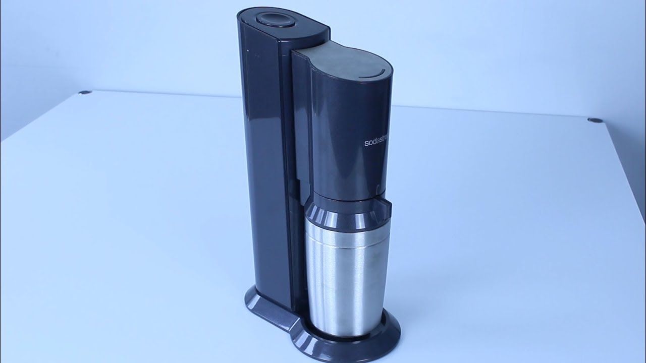 Sodastream Crystal 2 0 Testvideo