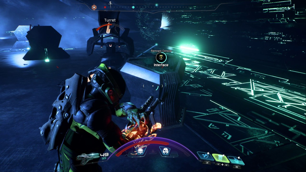 Elaaden Vault Taming A Desert Mass Effect Andromeda Youtube