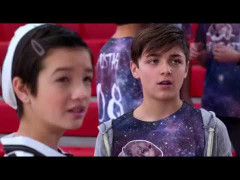Andi Mack  Were We Ever  Andy Urges Jonah to Wear the Uniform
