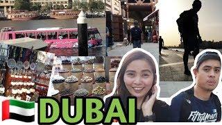 The Other Side Of Dubai!! | Tara!! | Al Seef | Old Souk