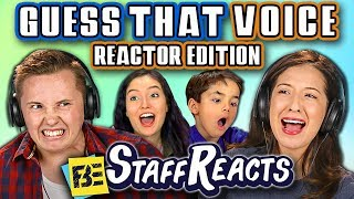 Download GUESS THAT REACTOR'S VOICE CHALLENGE! (ft. FBE STAFF) Mp3 and Videos