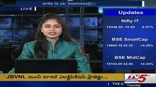 19th March 2019 TV5 Money Markets @12