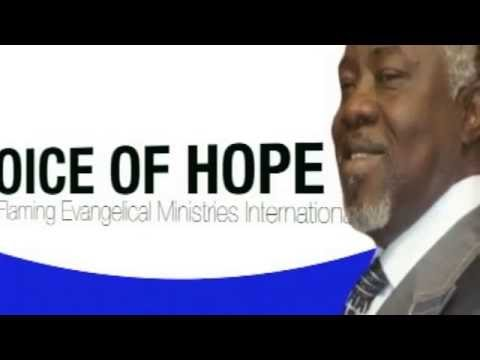 Bishop Abu Koroma - YOU WILL CROSS OVER THE GATES- PART 1