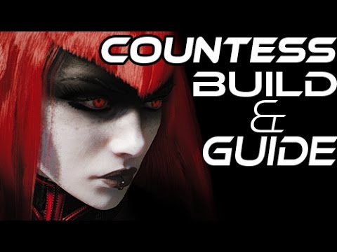 Paragon : Countess Build and Guide | Blood Queen