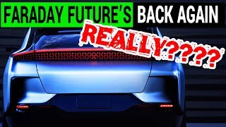 Really? Faraday Future FF91 Gets Yet Another Chance?