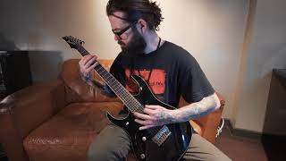 Bury Tomorrow – Black Flame (Guitar Run Through)