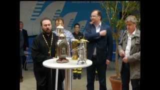 Благодатный огонь по маршруту Иерусалим-Москва-Италия(, 2013-05-06T21:24:02.000Z)