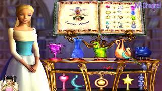 Thơ Nguyễn chơi game cuộc phiêu lưu của ngựa pony và công chúa barbie P1
