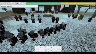 Assassins creed Roblox (GLC CORE/Game Hub)