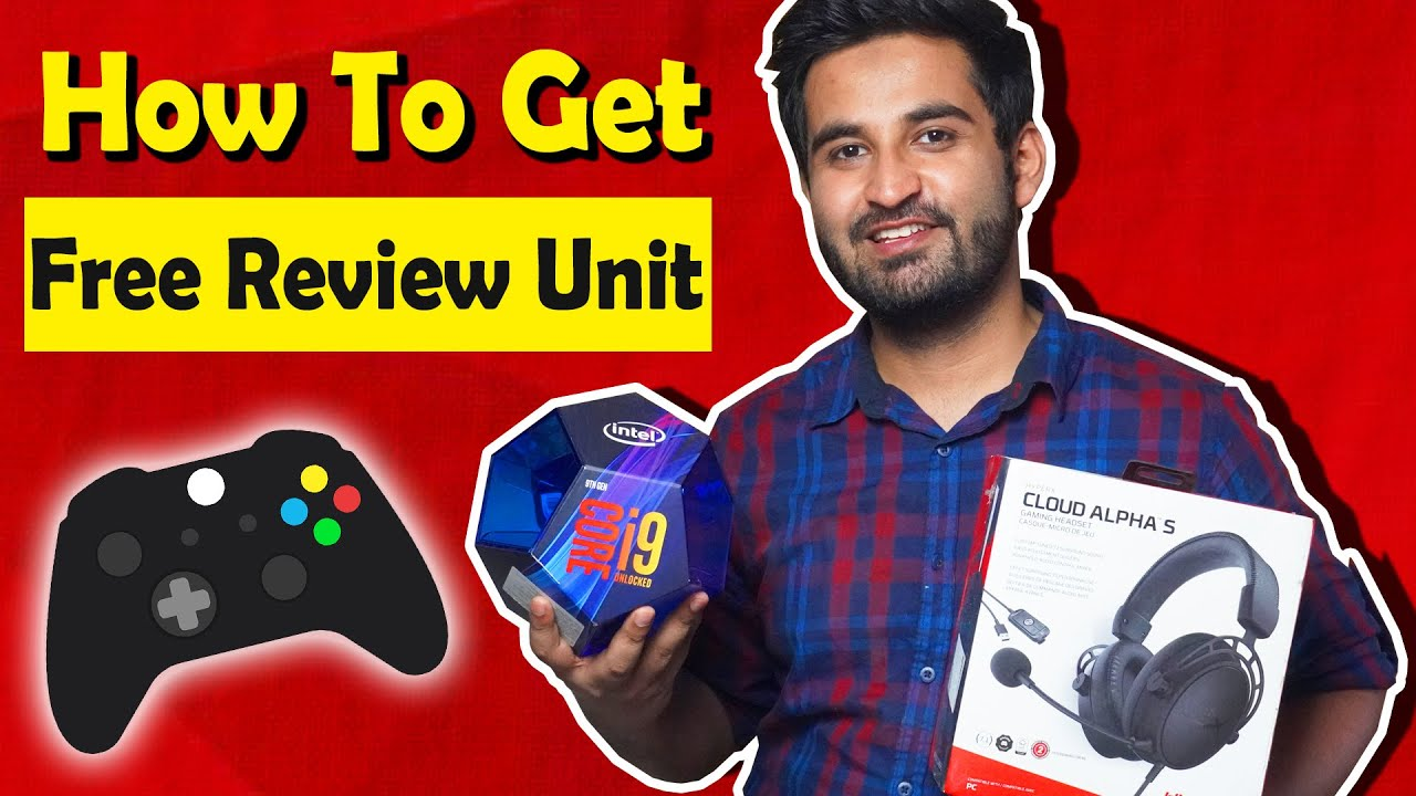Download How To Get FREE Review Unit !