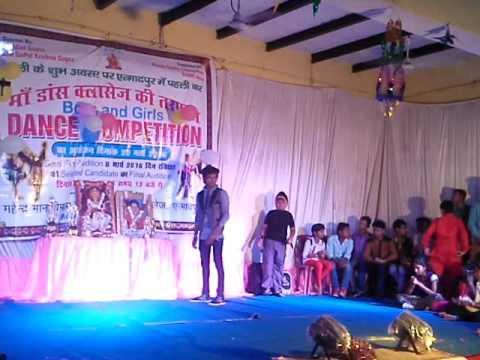 Shakti kapoor dubstep dance