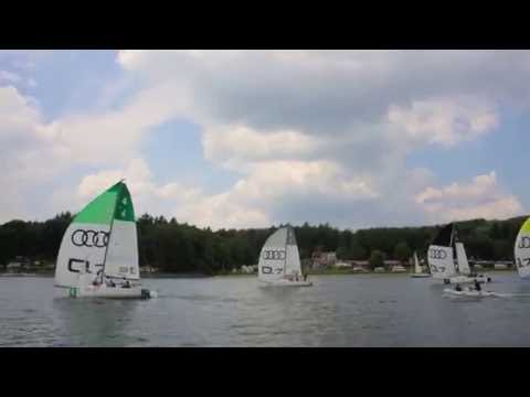 Deutsche Junioren Segel-Liga I Region West, Sorpesee 2016