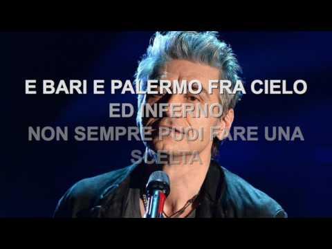 Ligabue - Made in italy - Karaoke con testo