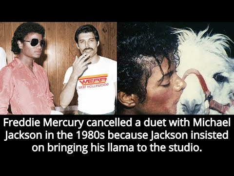 Freddie Mercury And Michael Jackson | Unreleased Songs