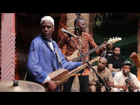Global music blends in at Morocco's Gnaoua World Music Festival