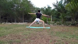 YogaFlow (nur 8min)